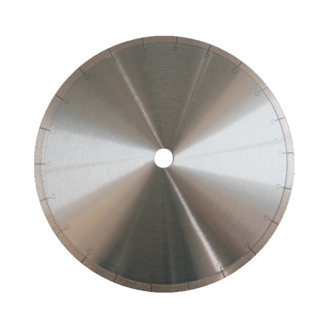 DIAMOND CONTINUOUS RIM BLADE WITH SLOT-SPECLAL FOR TILES CUTTING