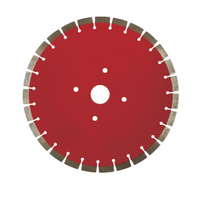 SILVER WELDED DIAMOND SAW BLADE-NO SILENCE
