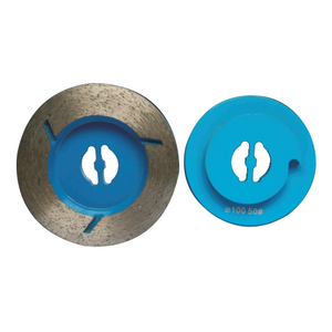 DIAMOND GRINDING WHEEL TURBO TYPE-ALUMINIUM BASE02